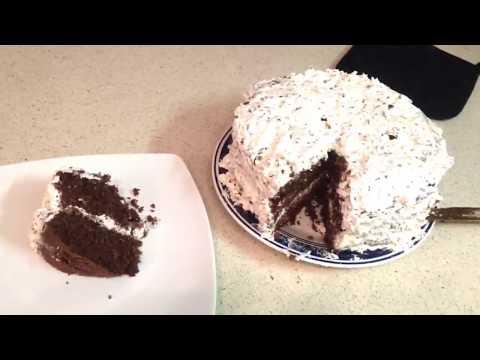 How to make a Hershey Bar Cake