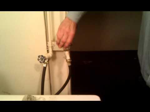 Repairing a faucet #5