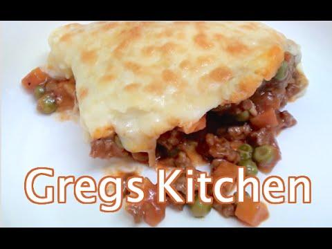 HOW TO MAKE COTTAGE PIE  - Greg's Kitchen