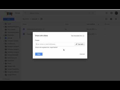 Change owner of a folder in Google Drive