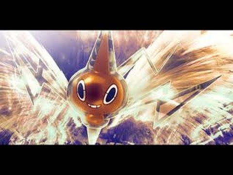 Pokemon light platinum where to get rotom