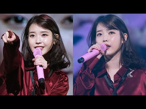 The Way IU's Bodyguard Helped Her Get off Stage Showed How Much Trust She Has in Him