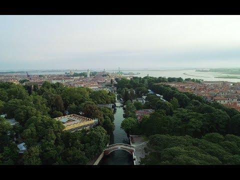 Island – a bird's-eye view   Venice Architecture Biennale