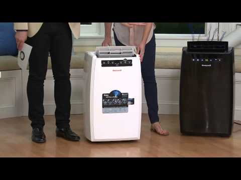 Honeywell 10,000 BTU Portable Air Conditioner with Timer with Alberti Popaj