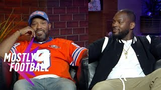 Bun B Stops By And Takes The Team To School   Mostly Football