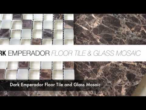 How to Choose Your Bathroom Tiles and Floor Tiles | AllMarbleTiles.com