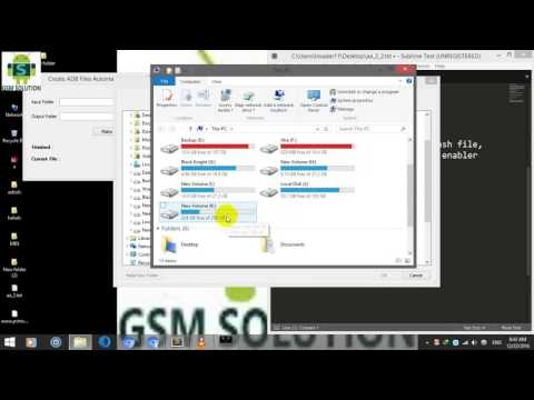 How to Enable USB Debugging Mode / ADB on FRP Locked Samsung Devices To Remove FRP