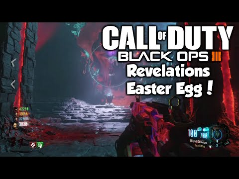 Black ops 3 Revelations Easter Egg Ending Funny Moments!