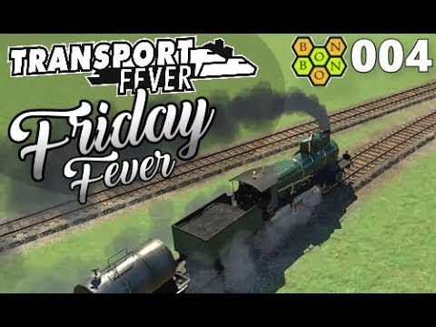 Transport Fever - Let's Play - Series 3 - Episode 04 - Just What We Needed