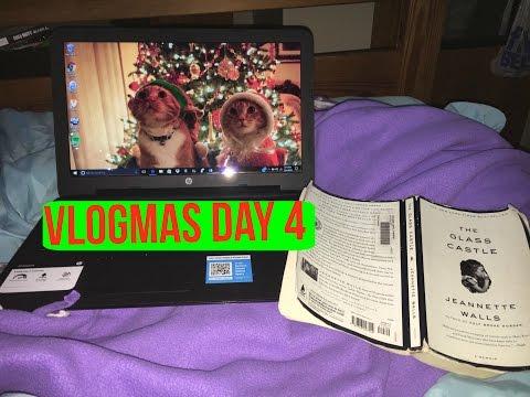 HOMEWORK ON HOMEWORK!! VLOGMAS DAY 4