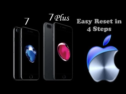 iPhone 7+ How To Reset/Reboot No iTunes (Unresponsive/Disabled? )