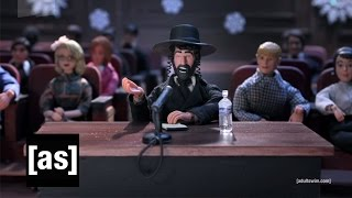 Jewish Christmas Robot Chicken Adult Swim