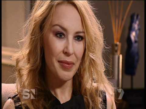 Kylie Minogue Sunday Night  Interview 6/3/11