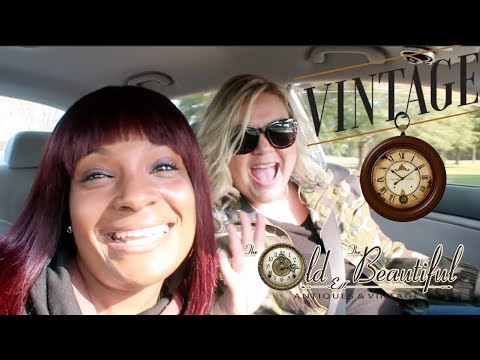 ANOTHER ADVENTURE WITH ANGIE IN WONDERLAND/ ANTIQUING AND LUNCH