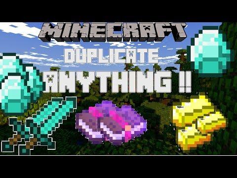 Minecraft Working Duplication Glitch/Xbox one edition (original version)