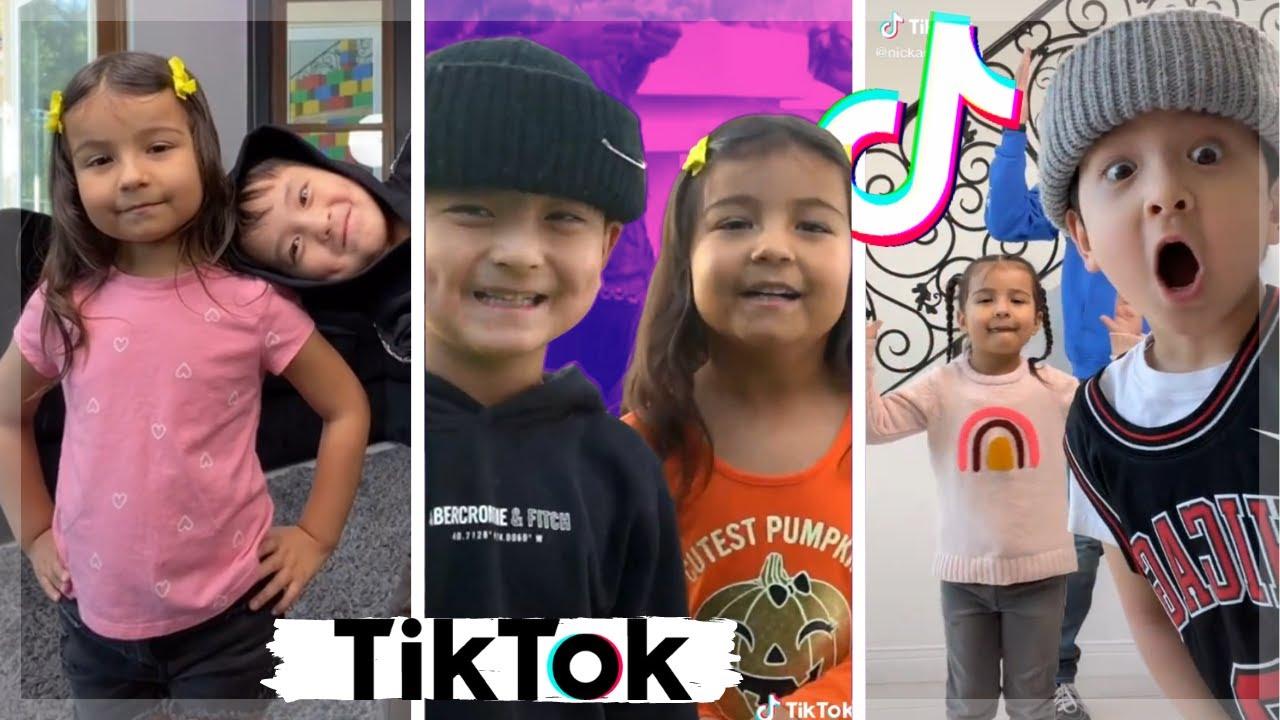 Jonathan & Sienna TikTok Compilation