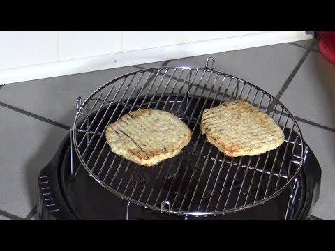 Frozen Chicken Burger Patties, NuWave Oven Heating Instructions