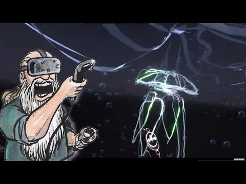 Playing with Tilt Brush