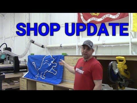 Shop Update August 2017