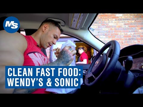Clean Fast Food: How Bodybuilders Order in the Drive Thru