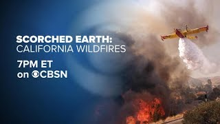 """Watch Live: California Wildfires Special 
