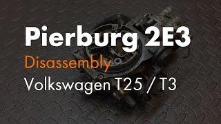 VW T3 / T25 / Vanagon - Radius Rod Bush Replacement - PakVim