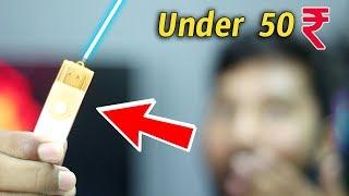 5 Amazing SmartPhone Gadgets Under 50 Rupees !!