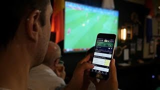 The Future of U.S. Sports Betting: In-Play Wagers as You Watch