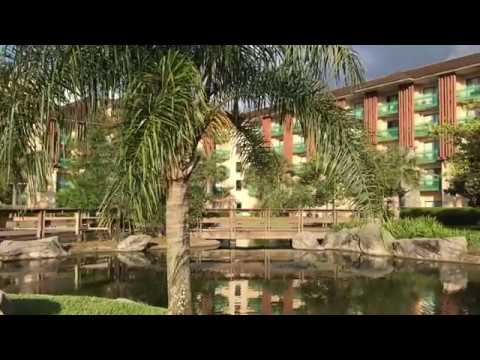 U.S. Military's Shades of Green Resort at Walt Disney World