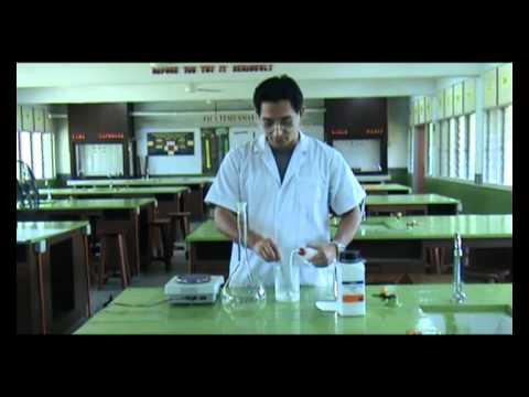 Sodium Hydroxide Dilution