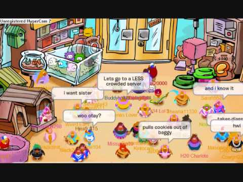 How to be a baby on club penguin/Baby Clothes on cp
