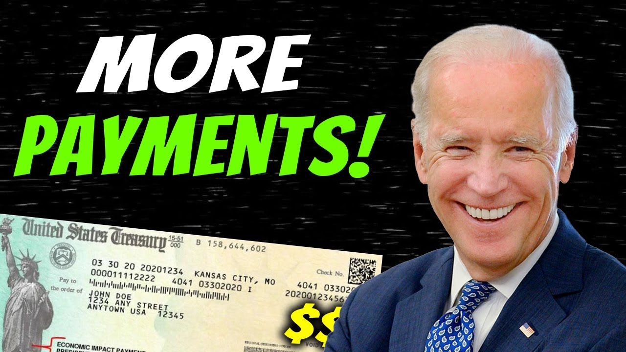 MORE! 4th Stimulus Check Update | Additional Payments | New Infrastructure Details - April 19