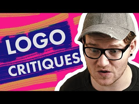 Critiquing Your Logo Designs Ep: 15