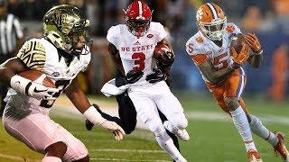 Top 6 Wide Receivers in the ACC | 2018 Season