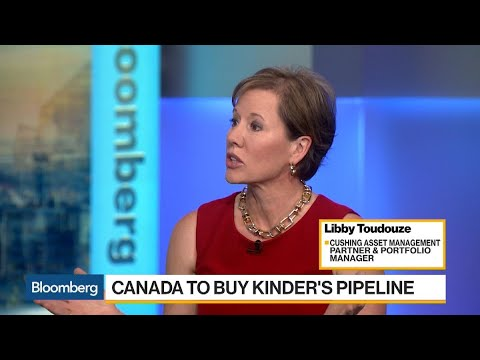 Canada Offers Lifeline for Kinder Morgan Pipeline