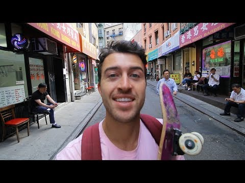 MOVING to Chinatown NYC!