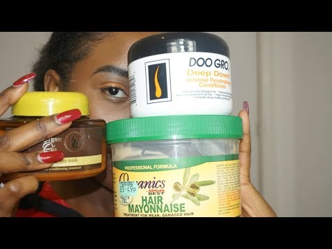 BEST Deep Conditioner For 4C Hair