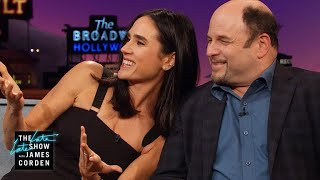 Horseback Riding Injuries w/ Jennifer Connelly & Jason Alexander