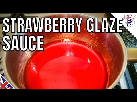 How To Make Strawberry Vinegar and Glaze Recipe For Sweet OR Savory Tasting Board