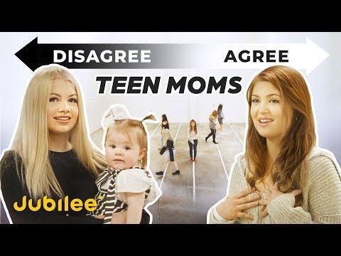 Xxx Mp4 Do All Teen Moms Think The Same 3gp Sex