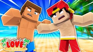 ROPO AND DONNY FIGHT OVER LITTLE KELLY! Minecraft Love Island