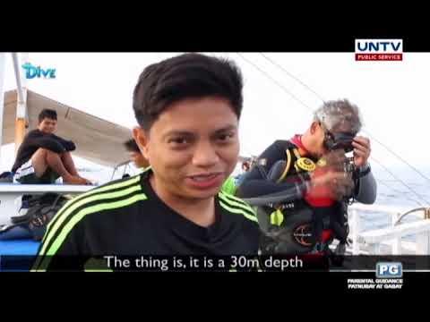 The Dive - Malapascua Island (November 18, 2017)