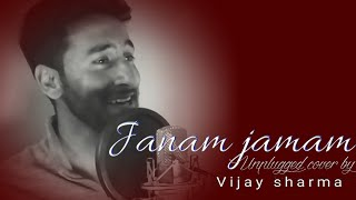Janam Janam | Unplugged Cover - Vijay Sharma | Rv Records