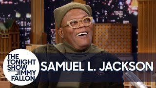 Download Samuel L. Jackson Reveals His Top 5 Favorite Samuel L. Jackson Characters Video