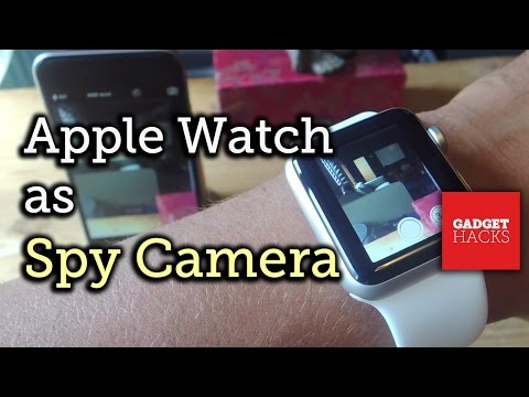 Turn Your iPhone into a Spy Camera Using Your Apple Watch [How-To]