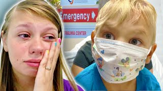 I Wasn't There And Thought I Lost My Brother! Emergency Room Part Two!