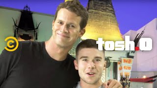 "Tosh.0 - Krispy Kreme - ""Me and Daniel Tosh"""