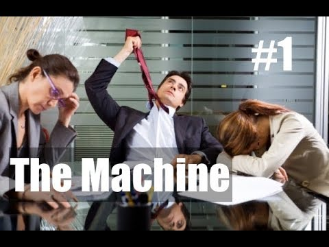The Machine We Work In Is Killing Our Spirit