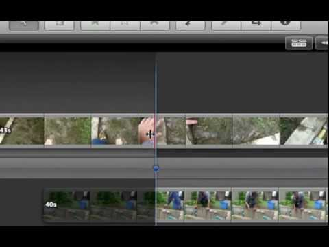 4 How to master timing with precision editor in iMovie 11.mp4
