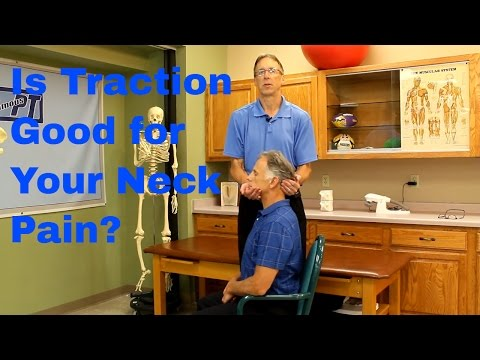 Neck Pain or Pinched Nerve? Will Traction Help? Simple Tests U Can Do